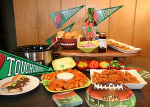 Superbowl Party Planner Pic