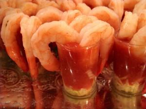 shrimp shoots