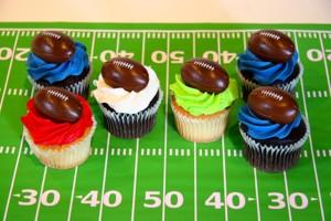 Super Bowl Football #C502F0