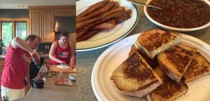 Baconjamsammies