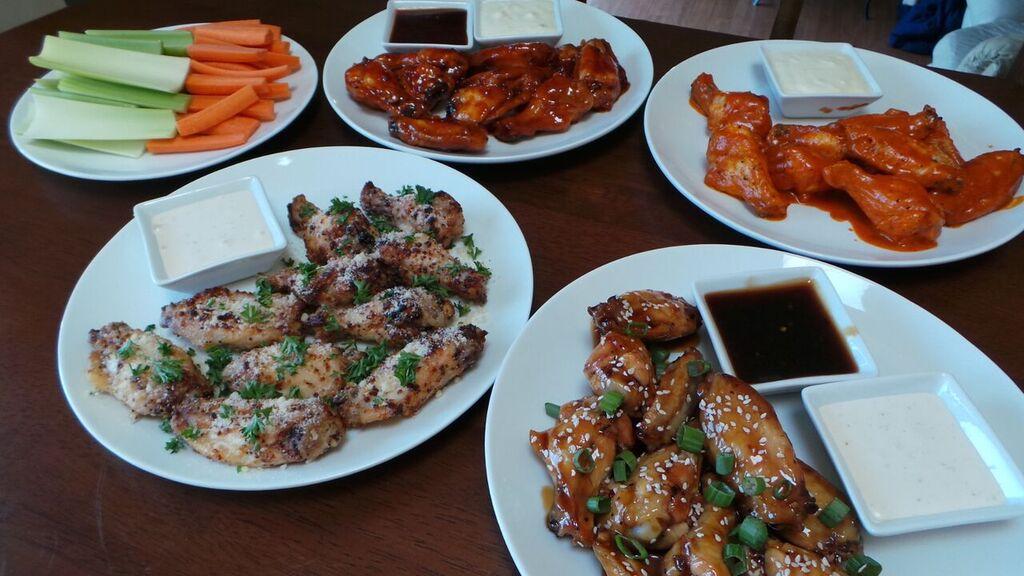 Baked Chicken Wings Festival Foods Blog